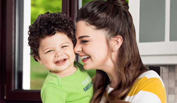 16 aylık Ali Demir reklamdan servet kazandı
