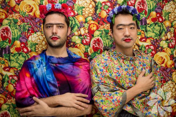 """Fotoğrafçı Camila Fontenele de Miranda """"Frida Kahlo'nun ruhunu yaşamak nasılolurdu?"""" diye düşünmekten öte bir şey yapmak istedi."""