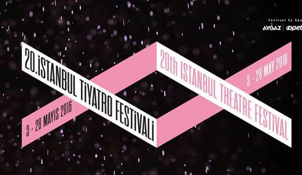 20. İstanbul Tiyatro Festivali yarın perdelerini açıyor