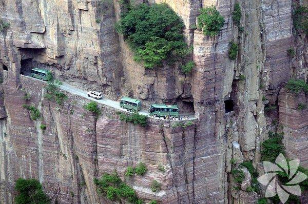 Guoliang Köprü Yolu - Çin