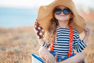 Yaz aylarında çocuklar nasıl giydirilmeli?
