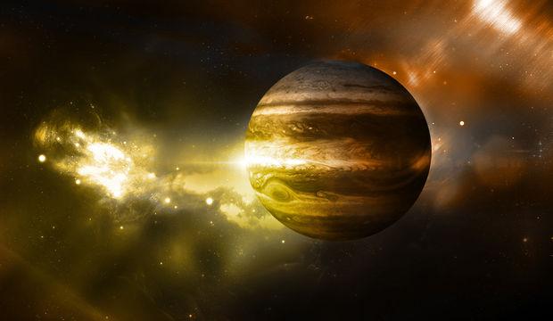 Güneş- Jüpiter olumlu açıda