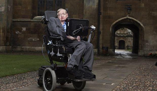Stephen Hawking'ten depresyona çare