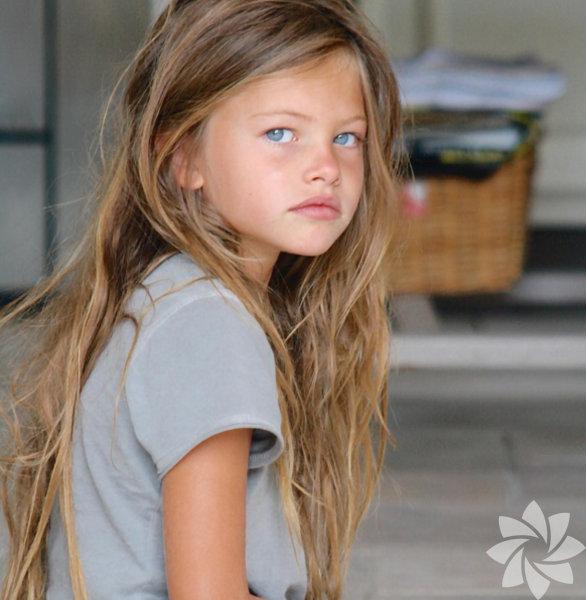5 Nisan 2001 doğumlu olanThylane Blondeau küçük yaşından bu yana güzelliği ile gündeme geliyor.