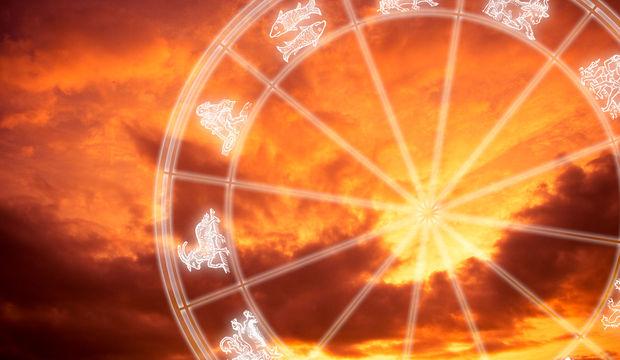 Gökyüzünde Merkür - Uranüs üçgeni