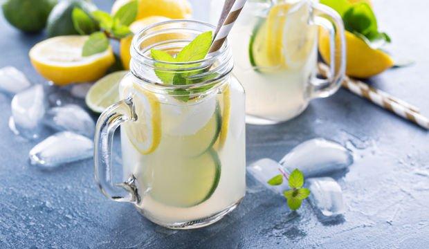 Aşırı sıcaklara özel sağlıklı içecekler