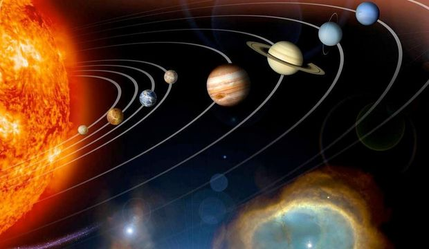 Merkür - Satürn dik açıda!