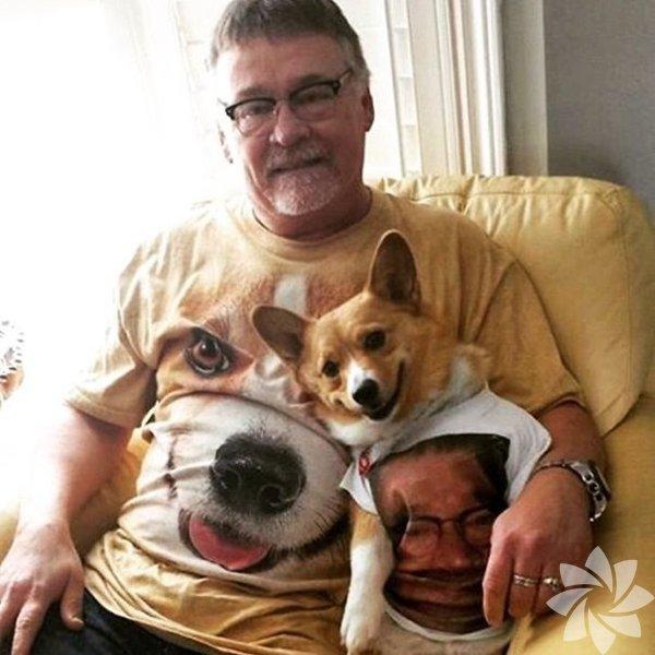 En komik baba fotoğrafları