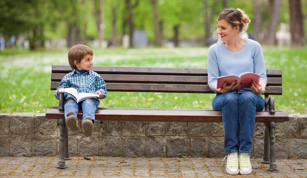 Çocuk büyütürken rehberlik edecek kitaplar