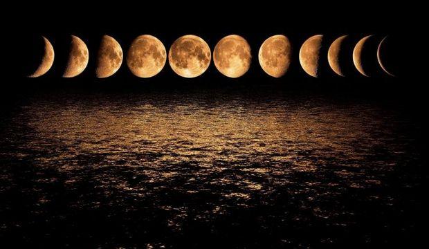 18 Ağustos Kova burcunda Ay Tutulması