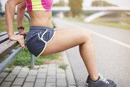 12 dakikalık egzersiz ile seksi bacaklara kavuşun