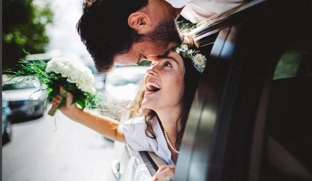 Pelin Akil ve Anıl Altan evlendi!