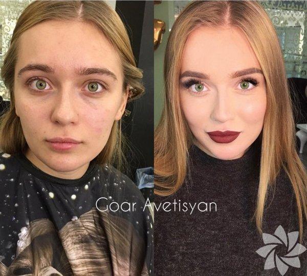 Makyajın değiştirdiği insanlar