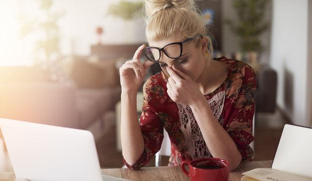 Migren kadınlarda 3 kat daha fazla
