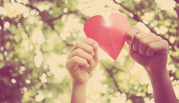 Kalbinizin tek sahibi sizsiniz!