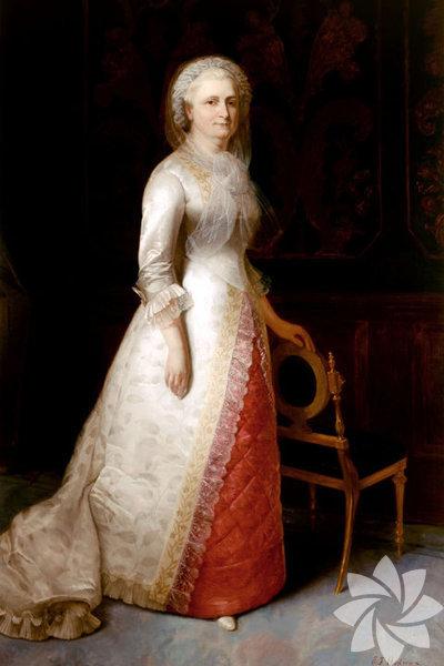 Martha Washington 1789-1797