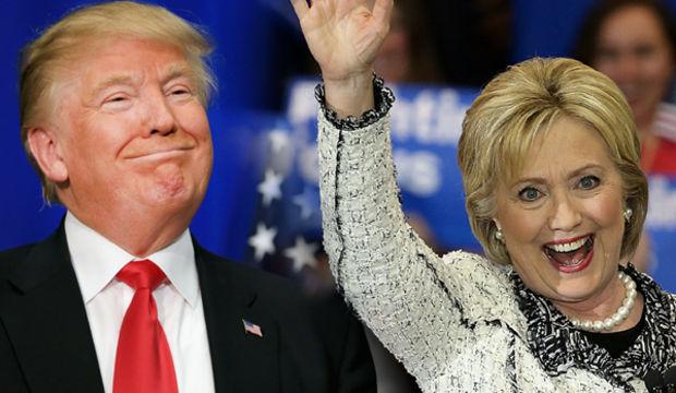Trump mı Hillary mi?