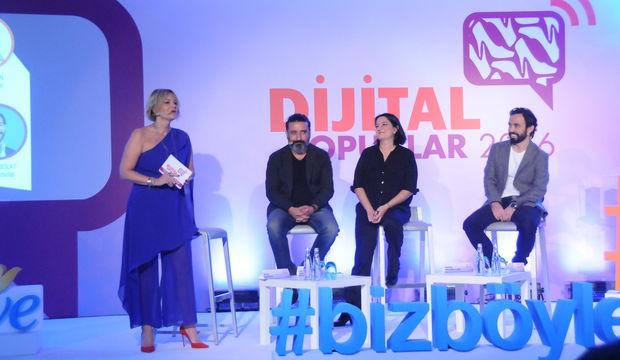 Dijital dünyanın kadınları bir araya geldi