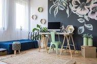 Stüdyo daire dekorasyonunun incelikleri