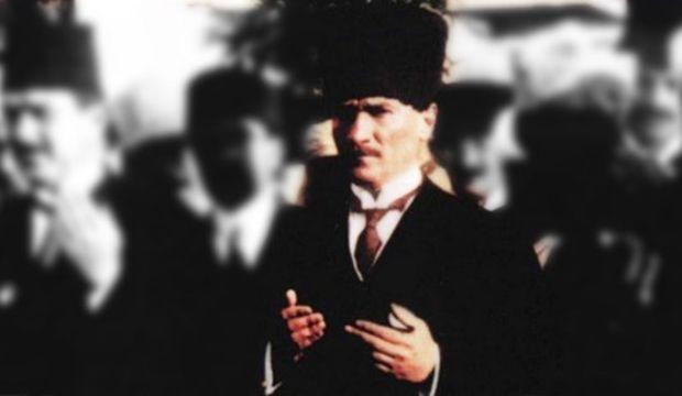 Ölmeyen Türk Atatürk