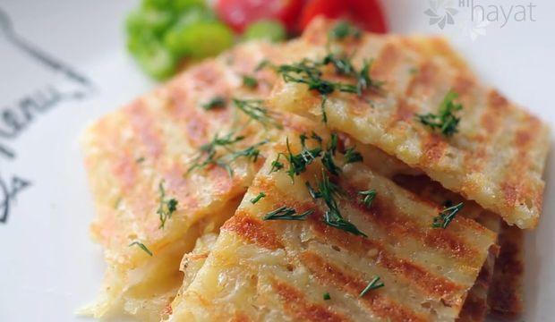 Bayram için pratik kahvaltılık tarifler