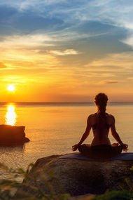 Meditasyon tıpkı eve gitmek gibi...