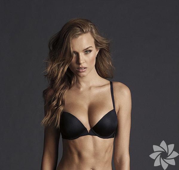 Victoria's Secret'ın yepyeni koleksiyonu Sexy Illusions, sanki yokmuş hissi yaratıyor.