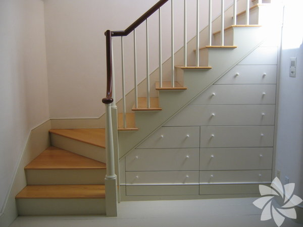 Merdiven altı dolap modelleri