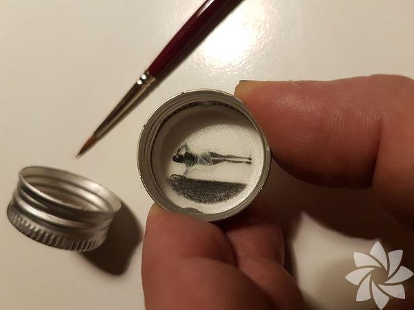 Hasan Kale'nin elinden micro eserler