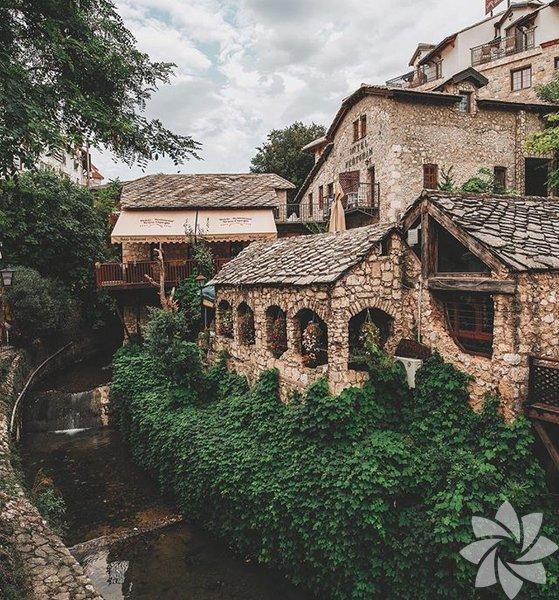 Mostar - Bosna Hersek
