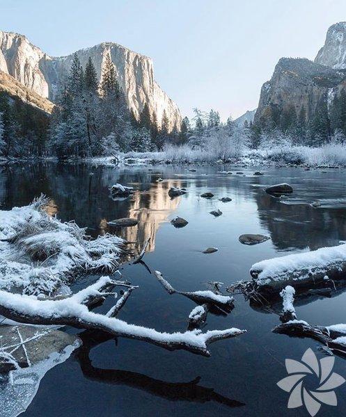 Yosemite Ulusal Parkı - Kaliforniya