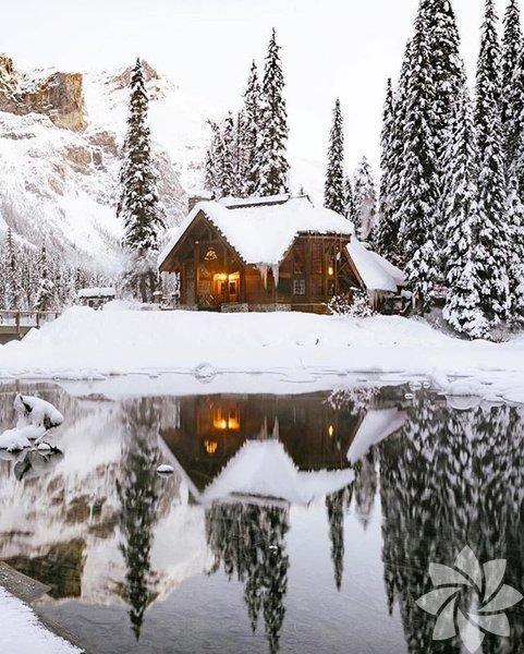 Yoho Ulusal Parkı - Kanada