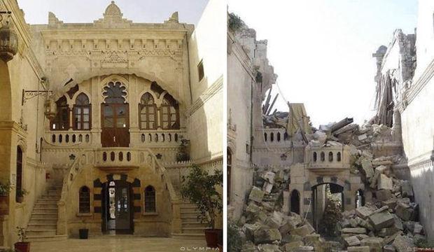 Halep 6 yıl önce nasıl bir yerdi?