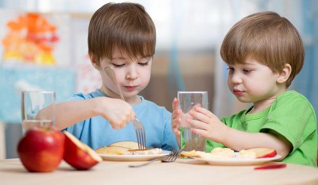 Şeker çocuklar için alkole eşdeğer
