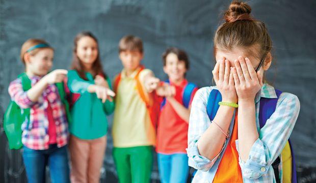 Çocuklarda akran zorbalığı