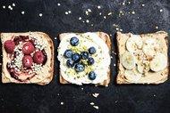 Kızarmış ekmeğe lezzet ve sağlık katın!