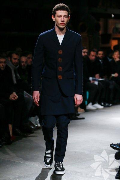 Givenchy Erkek Giyim Sonbahar 2017