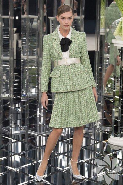 Chanel İlkbahar Couture 2017