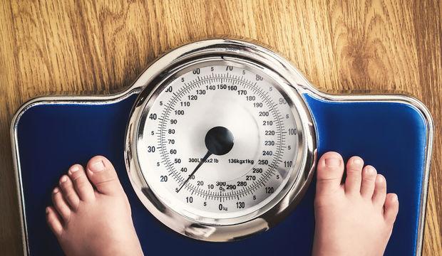 Çocuğunuzun kilo almasını engellemek elinizde