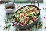 Kış depresyonuna karşı 4 salata