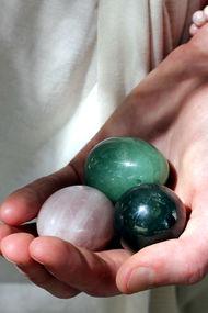 Rahimle bağlantı kurmanın yolu: Yoni Egg