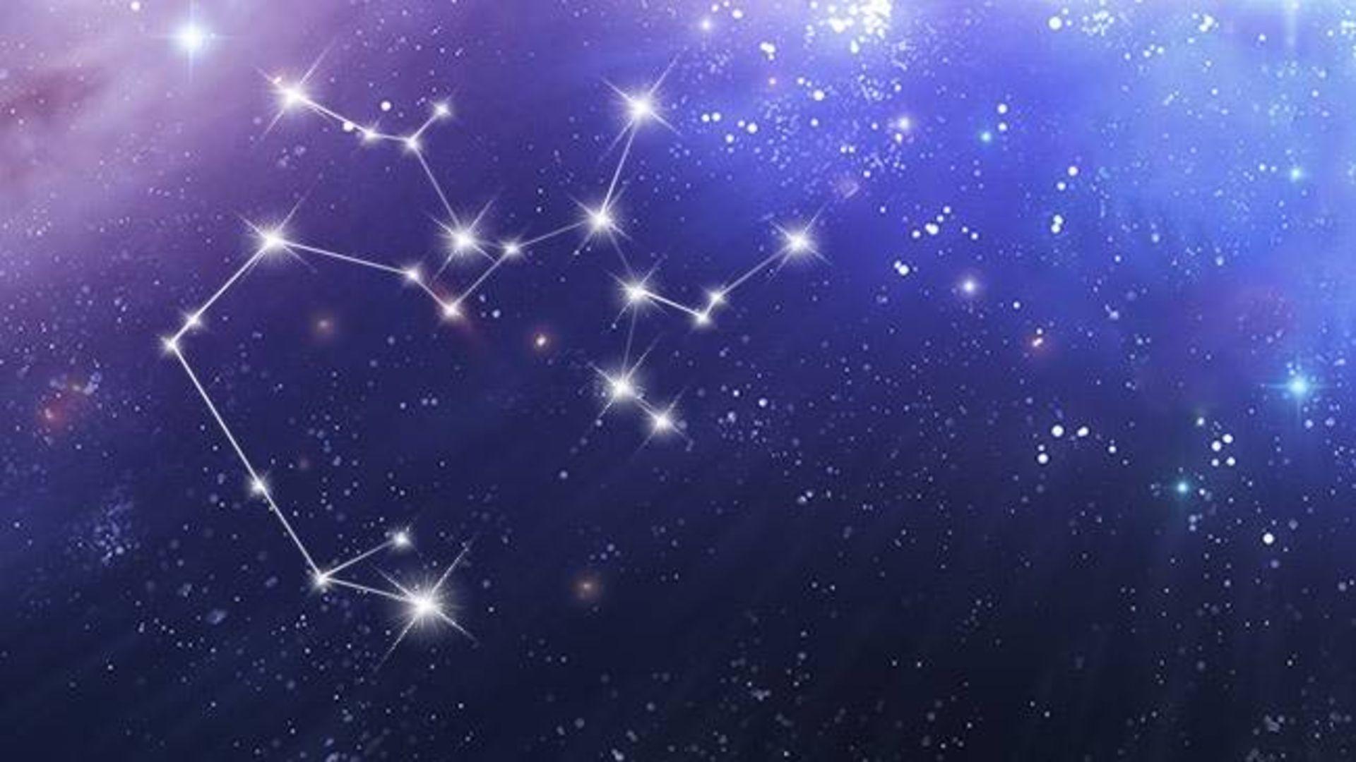 созвездие стрелец картинки подтяжка