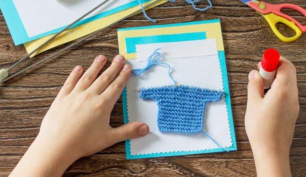 Sanat ve el işlerinin çocuk gelişimine 5 faydası