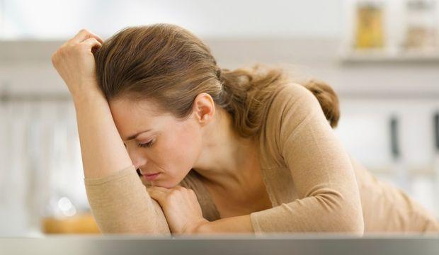 Evli kadınlar daha stresli
