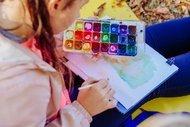Çocuğunuzun resimlerinde derin mesajlar olabilir