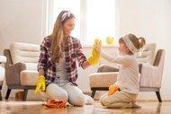 Pratik ev temizliği için püf noktalar