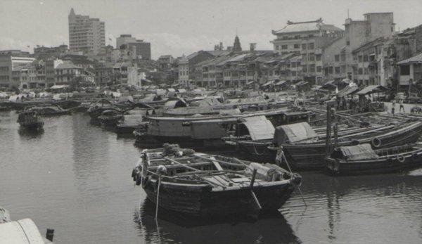 Singapur - 1960