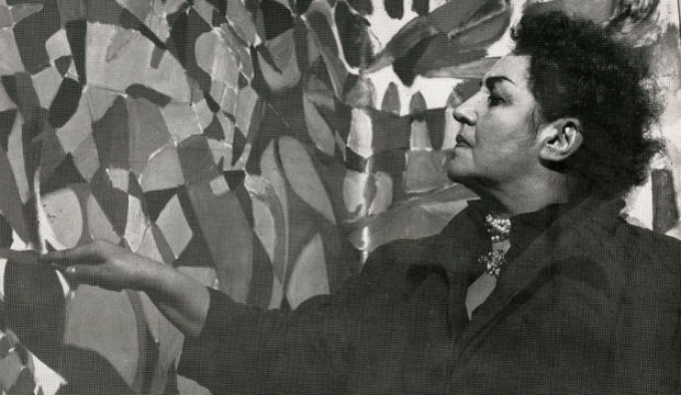 Fahrelnisa Zeid'in eserleri İstanbul Modern'de