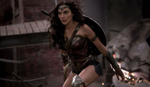 Bir süper kahraman filmi: Wonder Woman