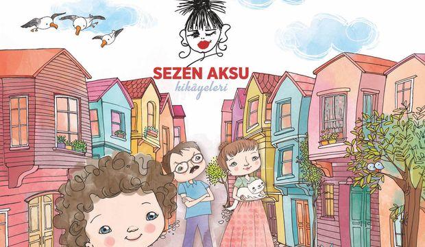 Sezen Aksu'dan mektuplu çocuk kitabı